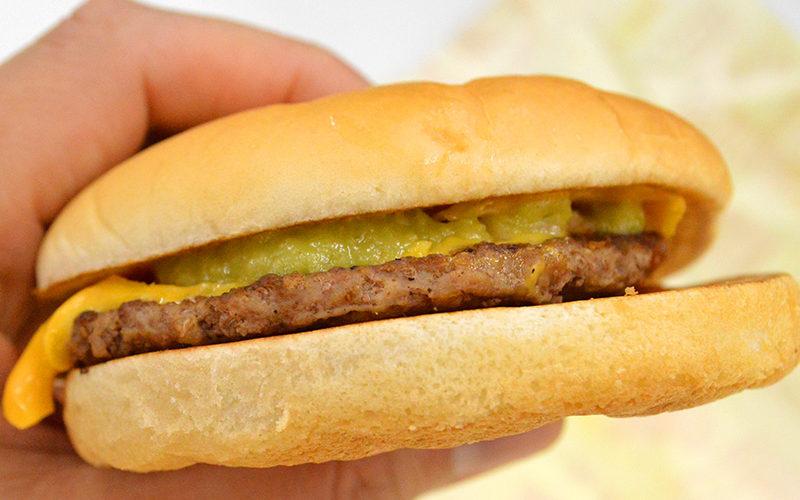 【レシピ】入れ過ぎ注意!! 世界一美味しい「わさびチーズバーガー」の作り方 / マクドナルドのチーズバーガーにわさびを入れるだけ
