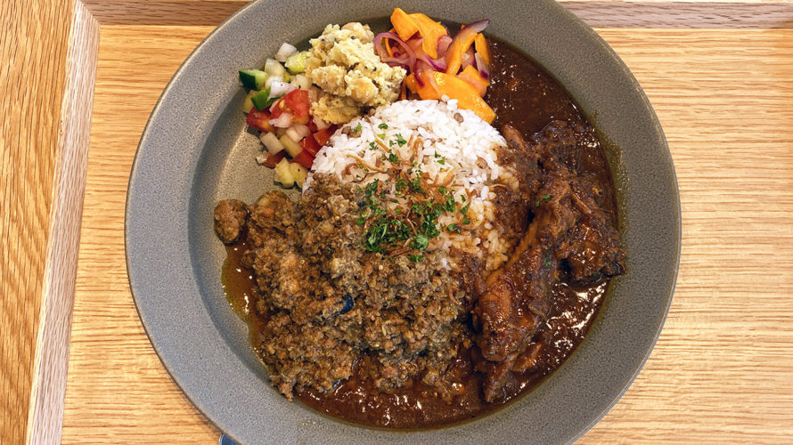 【東所沢】2020年11月グランドオープン! ところざわサクラタウンの角川食堂でおしゃれなカレーを食して大満足!