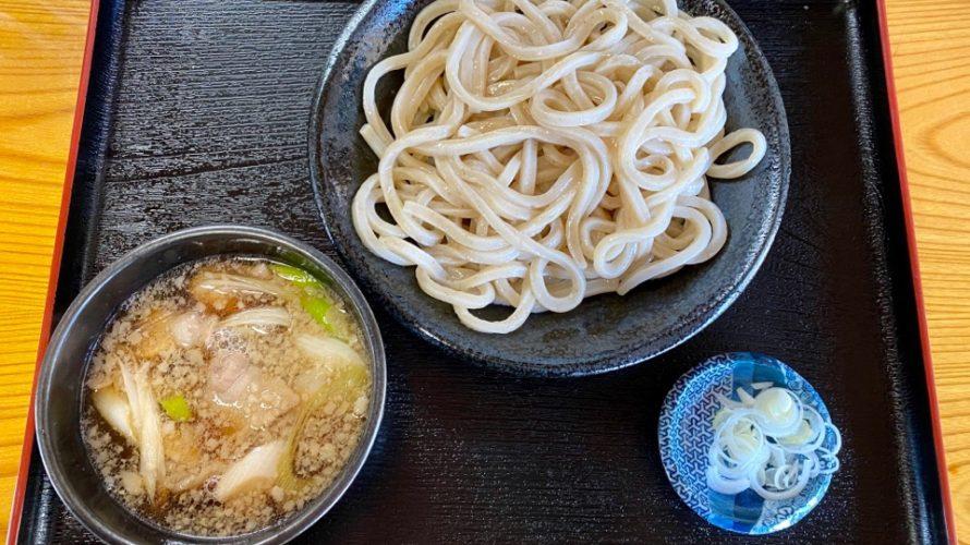 【清瀬グルメ】武蔵野うどん『アサイチ』で肉汁うどんを食す! 豚の脂の甘味がよく出たつけ汁がウマい!