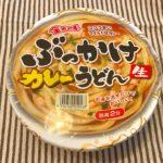 【カップの麺ぜんぶ食う】第177回 徳島製粉 金ちゃん ぶっかけカレーうどん ★3