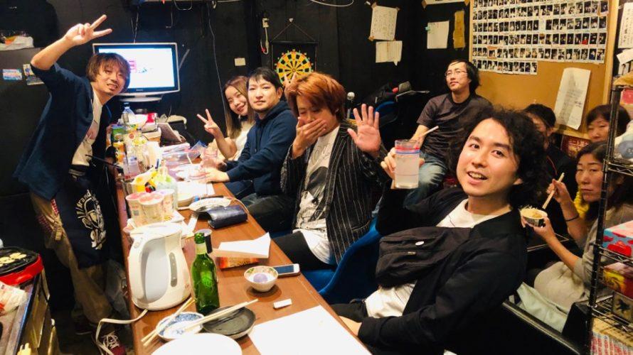 【レポート】10/26『バカレシピバー』まさかの満員大盛況! ご来場ありがとうございました!@江古田bar moja