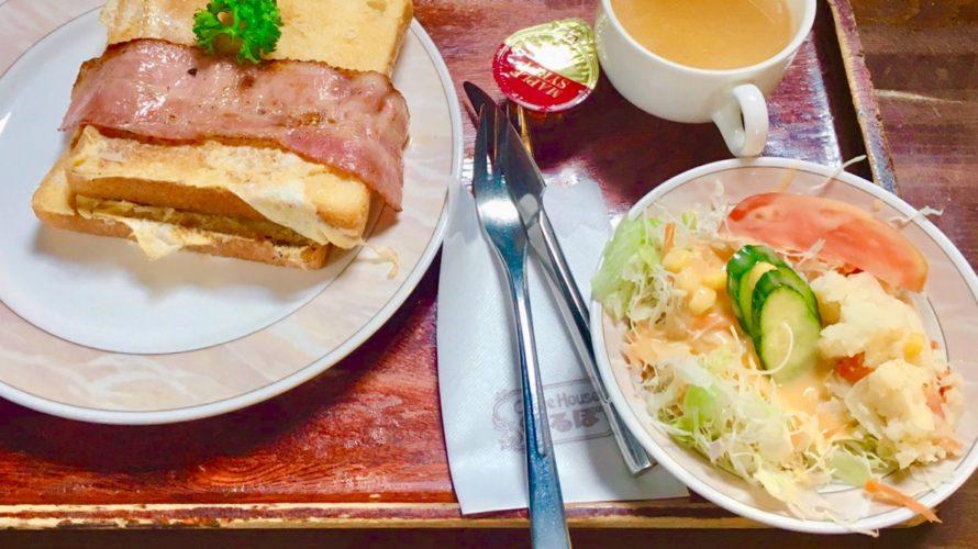 東京・清瀬の老舗カフェ「珈琲ハウスるぽ」でモーニング / 独自の道を歩んできたフレンチトーストを食べる