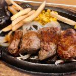 ブロンコビリーの平日ランチで充実のサラダバーをモリモリ食べた! 肉も食べた! 20%オフで幸せの極み!