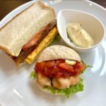 【清瀬グルメ】平日昼限定営業の『Cafe ふわっとん』でランチ|超厚焼き卵サンドがウマい! #清瀬エール飯