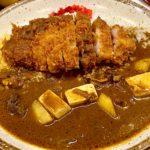 【清瀬グルメ】とんかつとんとんのカツカレーは豆腐入り! 絶品ロースカツをカレーソースで食す