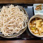 【清瀬グルメ】バッティングセンターに併設されたうどん屋『桂』で昔ながらの武蔵野うどんを食べる