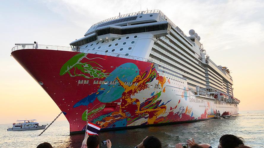 クルーズ船の風評被害がヤバそうな今こそ「クルーズ船の旅って最高だよ」と伝えたいのです